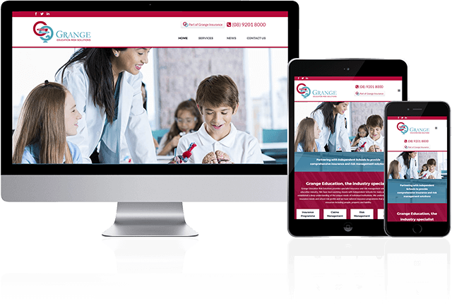 Toby Creative has designed and built the Grange Insurance website.