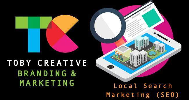Local Map Search Business Listing – Toby Creative