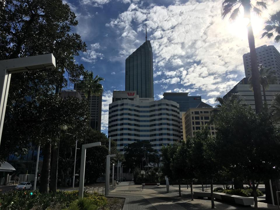Perth Elizabeth Quay Perth Central Business District