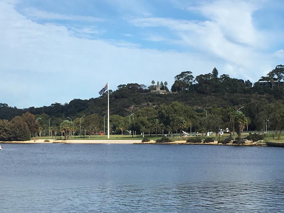 Perth Kings Park Perth CBD