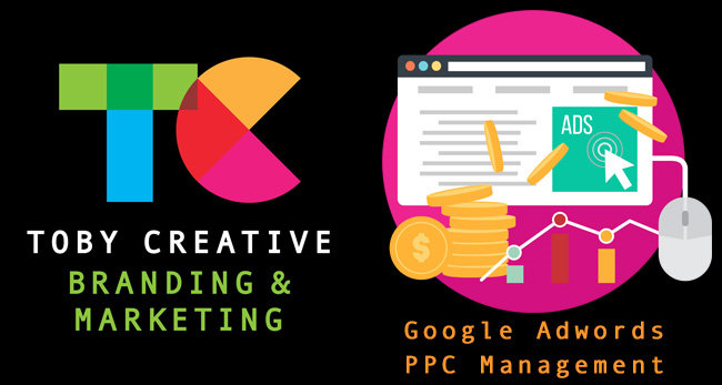 Toby Creative provides Google Adwords management for pay-per-click advertising in Perth.