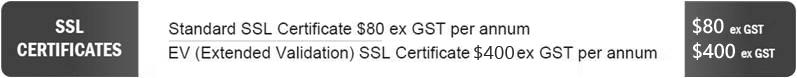 Toby Creative provides affordable SSL certificate registration services for Standard and EV SSLs.